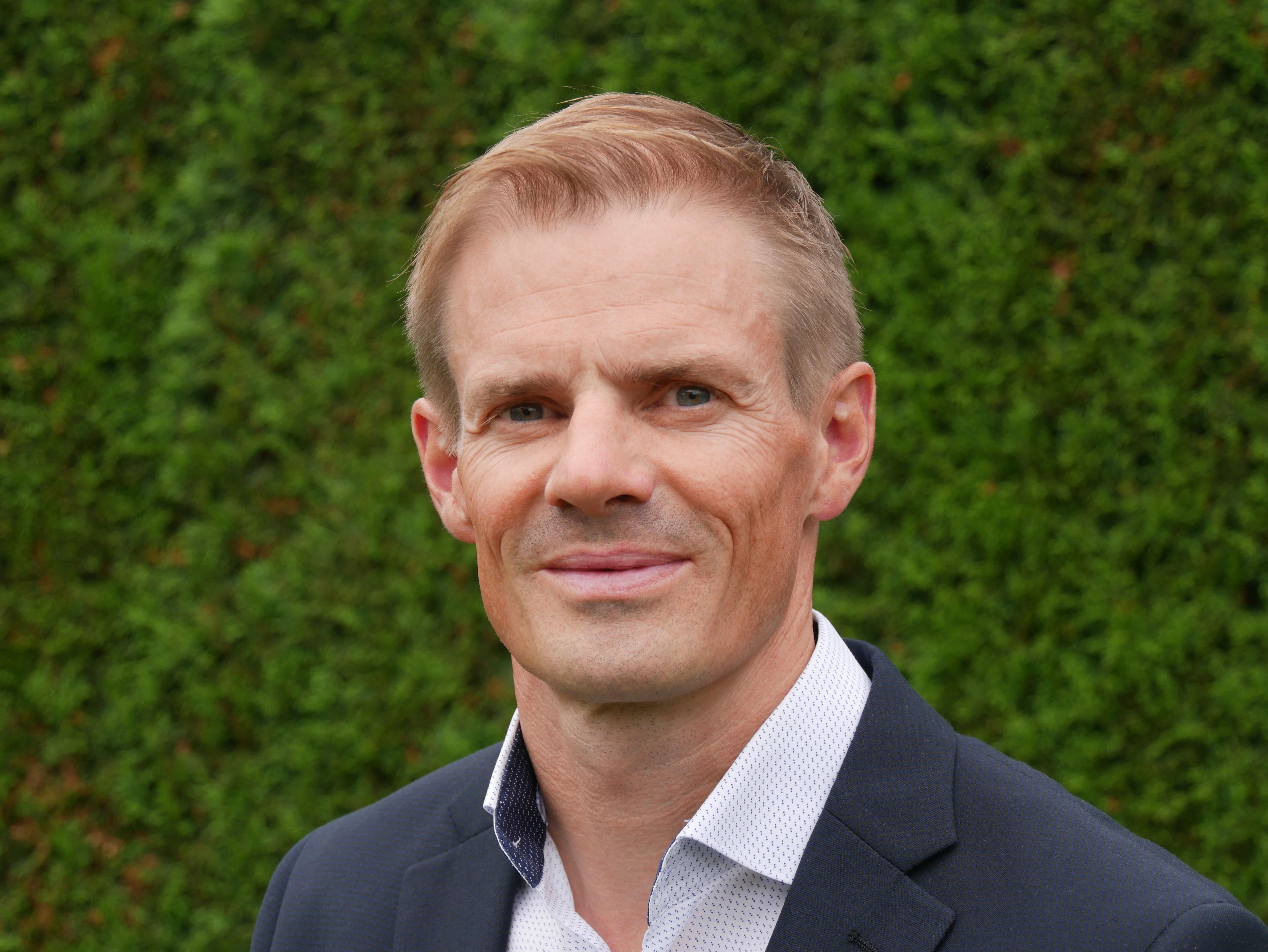 Foto von Martin Leemann, neuer Sportamtschef per 1. März 2018