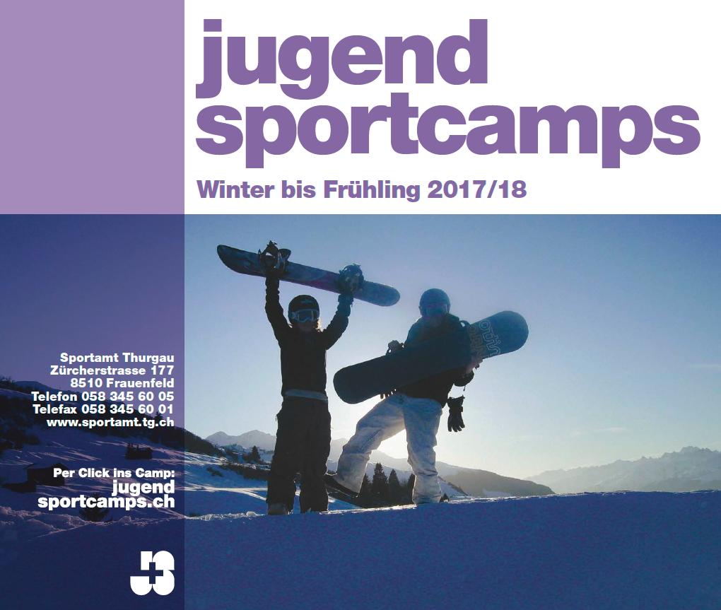 Jugendsportcamps 2017/18