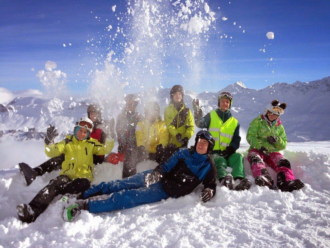 Sport, Spiel und Spass im Jugendsportcamp Parpan